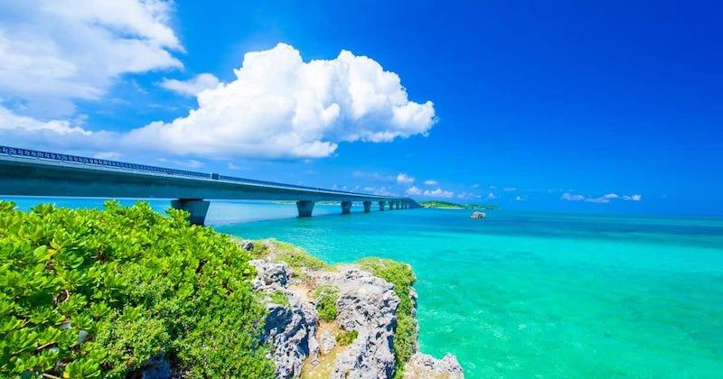 宮古島の秘密の場所。私が見た緑の海と赤い海【証】VOL.5