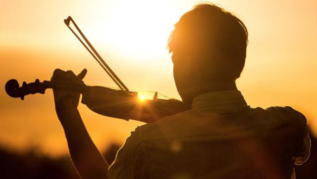 神の栄光を表すバイオリニスト【証】VOL.12