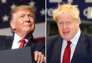 【コロナ感染】変な髪型のジョンソンはトランプと同じイルミナティ。